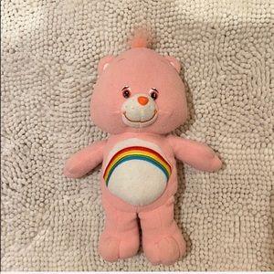 Care Bears cheer bear from 2005 pink rainbow